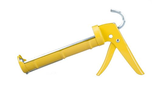 Dripless 10oz Cradle Hex Rod Caulk Gun