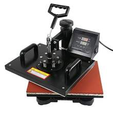 Zeny Heat Press Pro 5 in 1