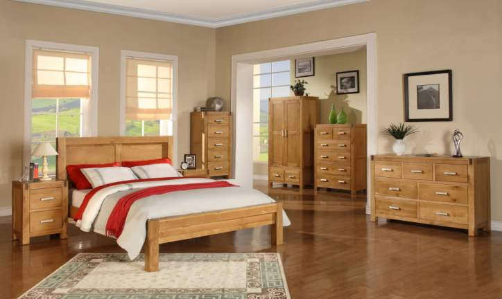 Benefits of Oak Furniture in the Home