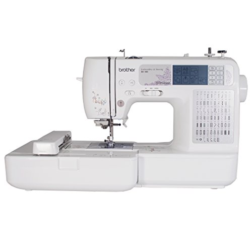 Brother SE400 Combination Computerized Sewing