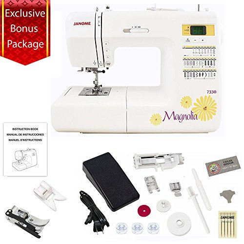 Janome 7330 Magnolia Computerized Sewing Machine