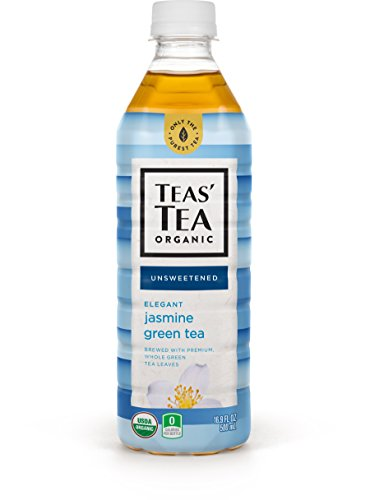 Teas' Tea Unsweetened Jasmine Green Tea