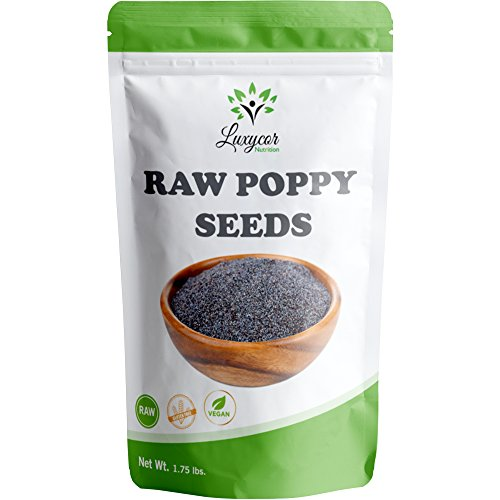 Raw Poppy Seeds (28 OZ)
