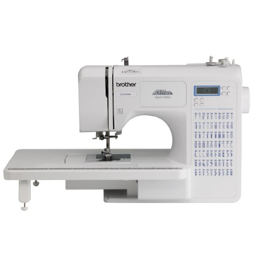 Brother Project Runway CE7070PRW 70-Stitch