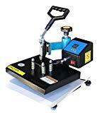 Fancierstudio Power Heat Press Heat Press Swing Away Heat Press 9″x12″