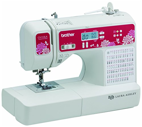 Laura Ashley Limited Edition CX155LA Computerized Sewing
