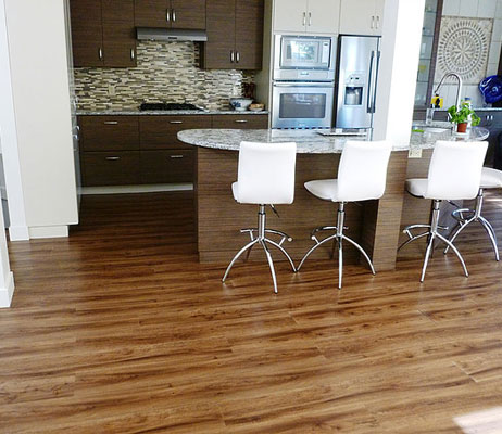 Flooring supplier and installer in Olds.