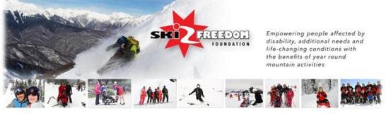 Ski2Freedom banner