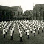 1930 Commem PT display in Courts