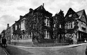 Abbeylands, c.1900