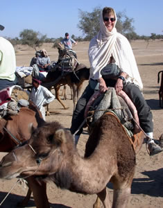 Kathy Queen of the Desert