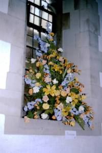 MillHill - Mill-Hill-1980-02-St-Michaels-Flower-Festival-John-Grooms-Artifical-Flowers.jpg