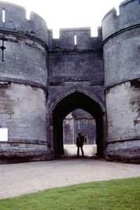 Northants - Northants-1978-07-Rockingham-Castle.jpg