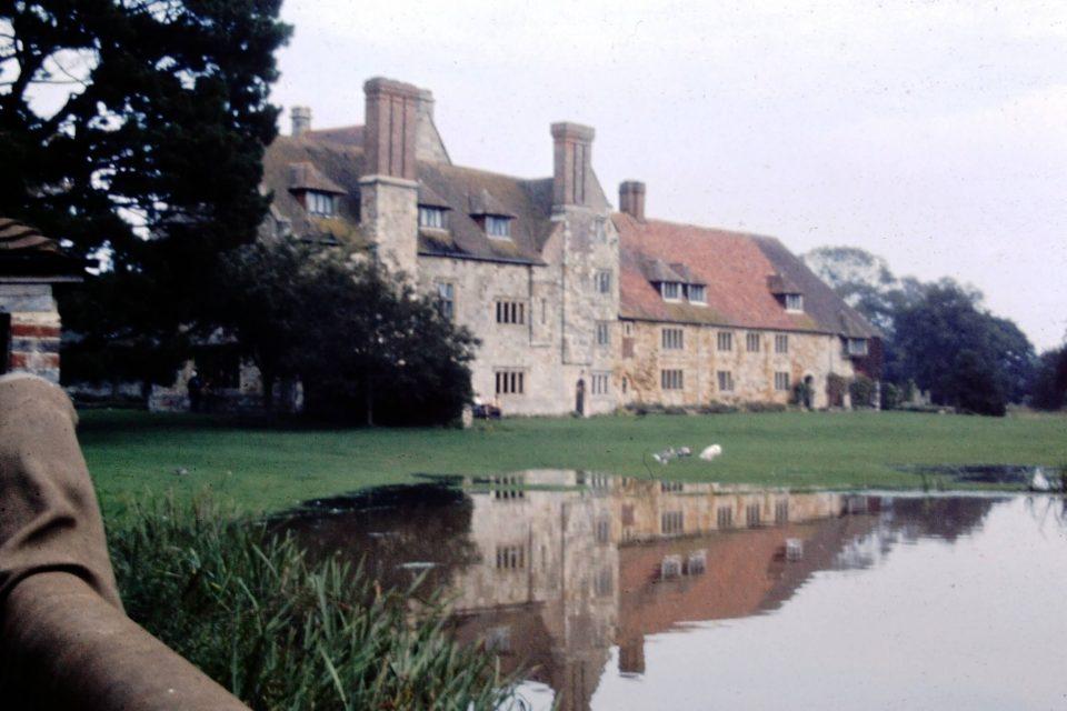 Sussex - Sussex-1970-03-Michelham-Priory.jpg