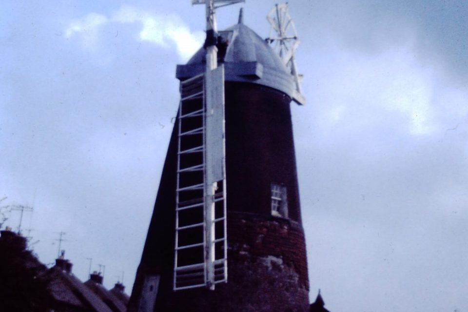 Sussex - Sussex-1974-07-Polegate-Mill.jpg