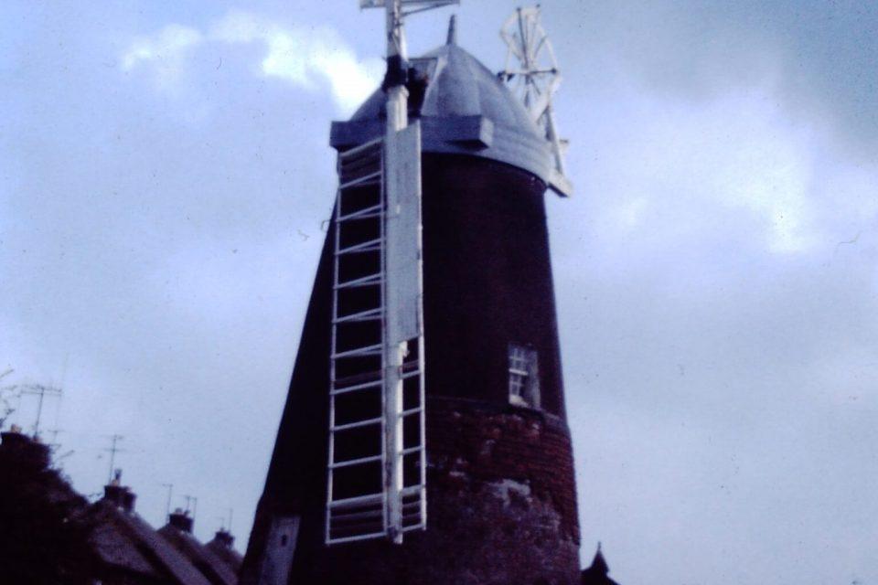 Sussex - Sussex-1974-07-Polegate-Mill.jpg