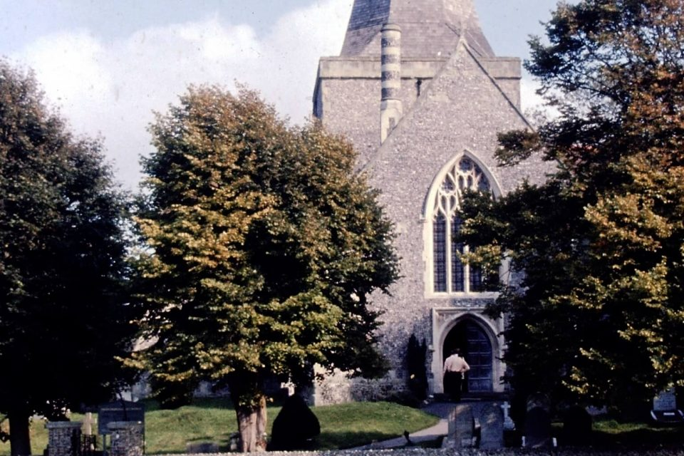 Sussex - Sussex-1974-19-Alfreston-Church.jpg