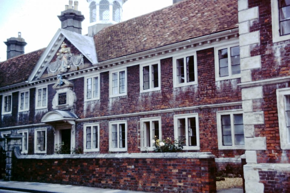 Wiltshire - Wiltshire-05-Oct-1979-Alms-Houses-at-Matrons-College.jpg