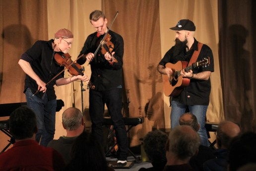 Enjoy Old Songs favorites, like Pete's Posse, throughout the year at our Concert Series.