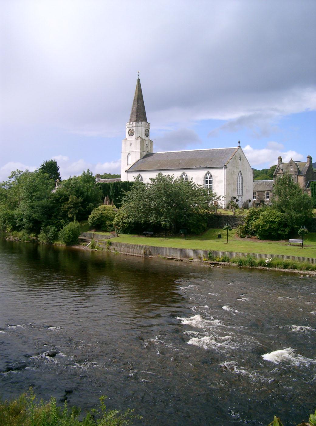 White Church, Comrie
