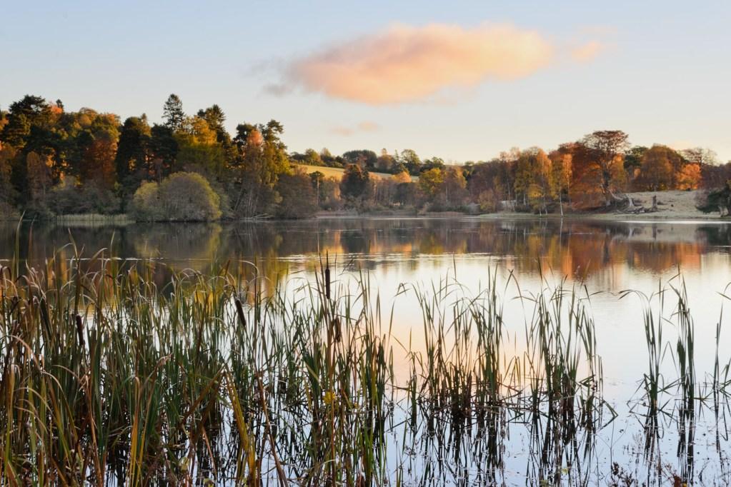Loch Monzievaird, Crieff