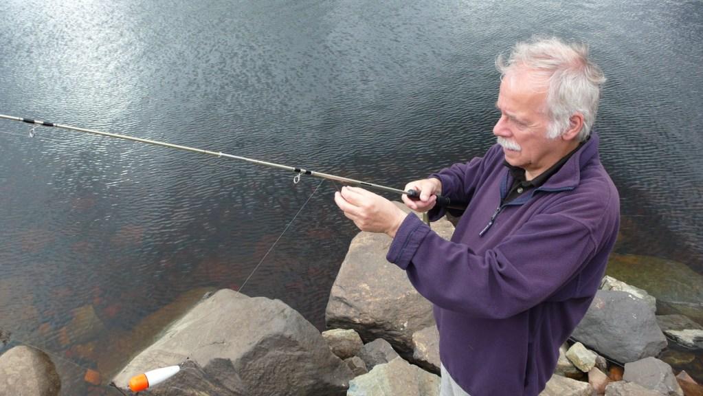 Fishing on the Earn