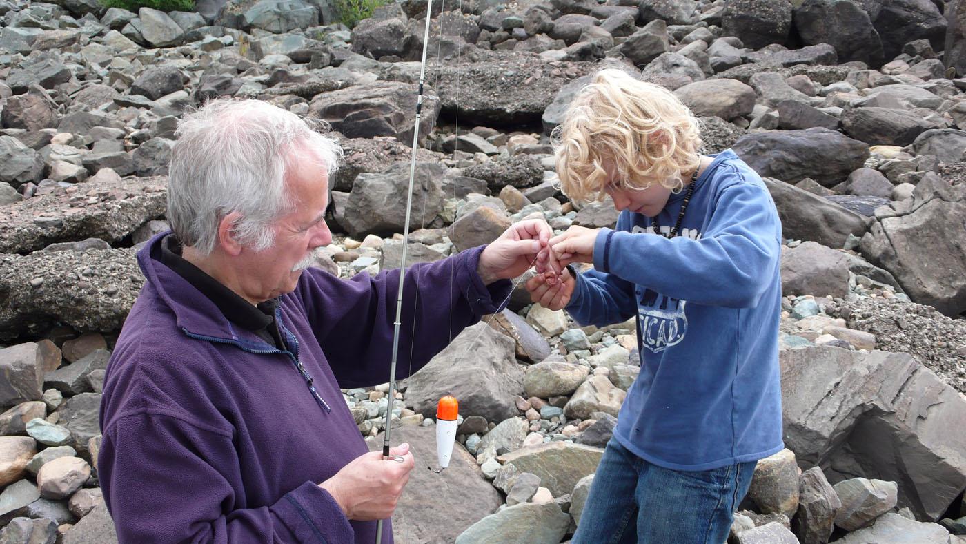 Family Fun with Fishing