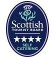 Visiti Scotland 4 Star Grading