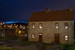Bethlehem Pennsylvania, Christmas, holiday home tour, Christmas home tour, old stone home, old stone house