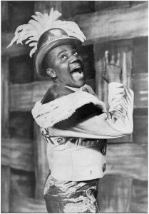 Bill Robinson in the Hot Mikado.