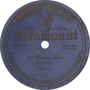 Fat Mamma Blues