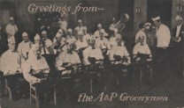 A and P Grocerymen