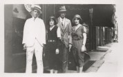Jimmie Rodgers and the Carter Family