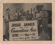 Jesse James and the Canadian Aces
