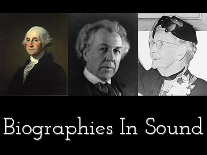 Biographies In Sound