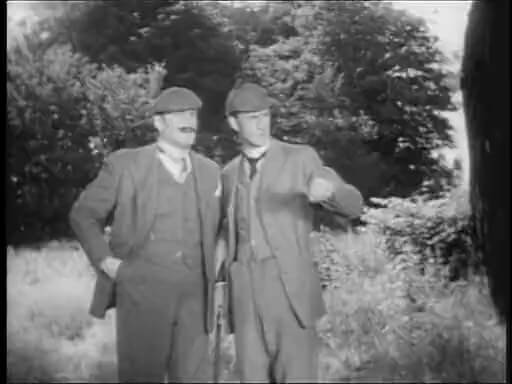 Sherlock Holmes 12 – The Case of the Shoeless Engineer 1