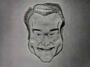 The Red Skelton Show - The Kadiddlehopper Mural or Clem the Artist