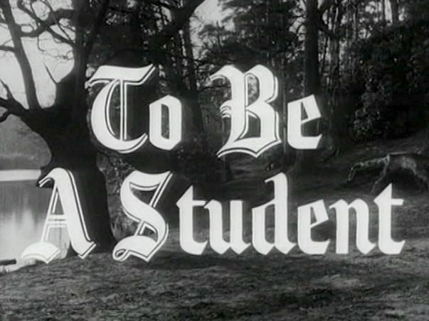 Robin Hood 089 – To Be A Student