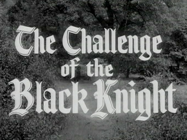 Robin Hood 090 - The Challenge of the Black Knight