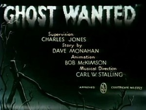 Looney Tunes – Ghost Wanted