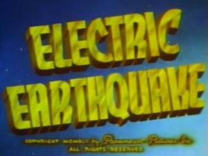 Superman – Electric Earthquake
