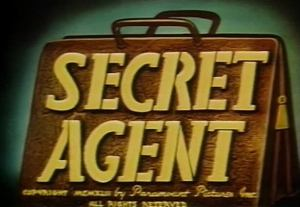 Superman – Secret Agent