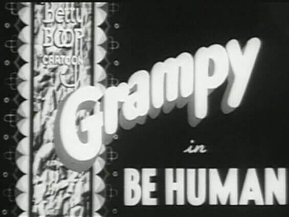 Betty Boop - Be Human