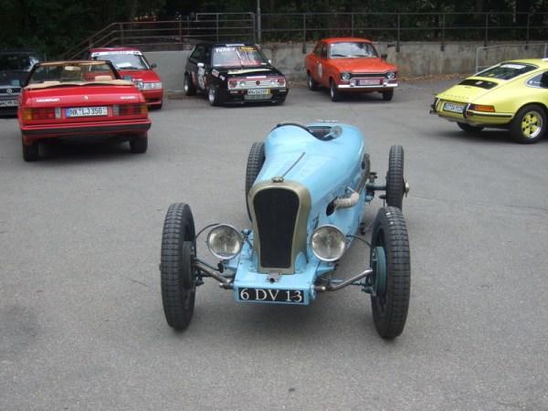 Rallye Boxenstop Tübingen, September 2007