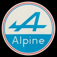Logo Alpine A310