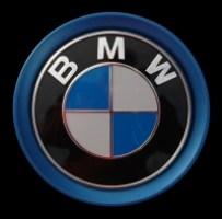Logo BMW i8 (Typ I12)
