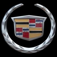 Logo Cadillac von 2014-2017
