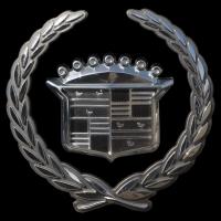 Logo Cadillac Seville 1997- 2003
