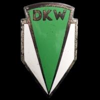 Logo DKW F8 Reichsklasse/Meisterklasse (1939-1942)