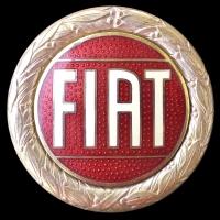Logo FIAT 2000 Spider
